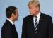 Isolé dans le monde, Trump reçu en grande pompe à Paris