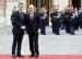 Vladimir Poutine accueilli avec faste en France
