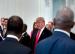 Trump se moque des dirigeants Africains