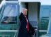 Départ pathétique de Trump de la Maison Blanche