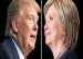 Clinton appelle au rassemblement, Trump contre l'establishment
