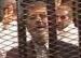 La peine de mort contre l'ex-président égyptien annulée