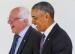 Obama recontre Sanders et annonce qu'il soutient Clinton