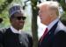Trump reçoit le président du Nigeria à la Maison Blanche