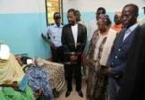 Ebola au Sénégal: Rétabli, le jeune guinéen rompt le silence