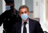 Nicolas Sarkozy condamné àunan deprison ferme