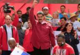 Venezuela se mobilise piqué par la menace de Trump