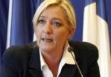 Le Pen fustige le «front républicain pourri»