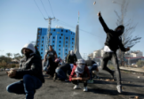 """Jour de rage"" en Palestine"