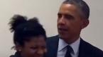 Obama taquiné