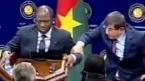 Djibrill Bassolé s'effondre