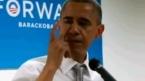 Obama pleure après sa victoire
