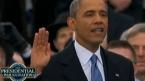 Barack Obama prête serment