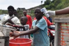 Le coronavirus progresse en Afrique
