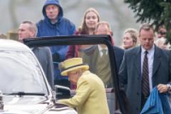 Réunion de crise de la famille royale britannique