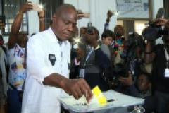 Vote historique en RDC