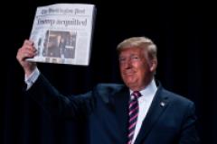 Acquitté mais amer, Trump se déchaîne