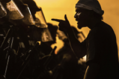 Moscou «scandalisé» par la violence policière aux USA