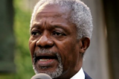 Mort de Kofi Annan, les hommages affluent