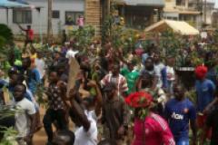 Les violences denoncées dans la région anglophone du Cameroun