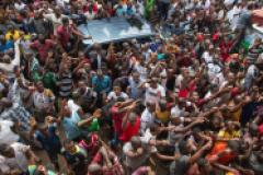 """L'opposition Guinéenne dénonce une """"fraude à grande échelle"""""""