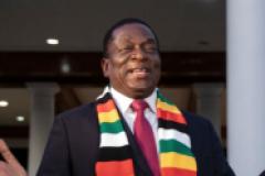 """Le président élu du Zimbabwe défend la présidentielle """"libre"""""""