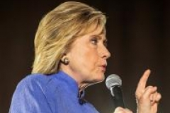 Hillary Clinton: «Je serais présidente si…»
