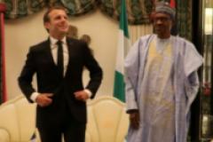 Au Nigeria, Macron rend hommage à Fela Kuti