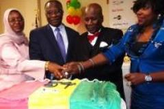 La Guinée célèbre son 54e anniversaire à Washington