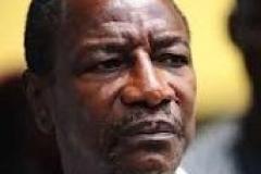 Alpha Condé: «Je veux que la Guinée soit un havre de paix»