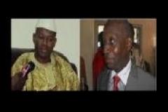 Deux ministres claquent la porte à la gouvernance Alpha Condé
