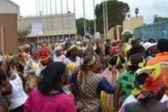 Manifestation, Conakry