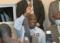 Retour triomphal de Gbagbo chez lui