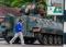 """""""Son Excellence le président Mugabe en résidence surveillée"""""""