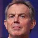 Tony Blair, ancien Premier ministre britannique